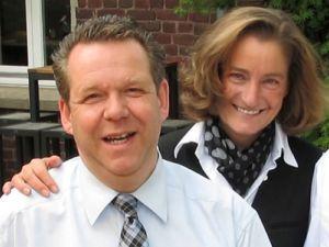 Ralf Müller und Andrea Koschinski